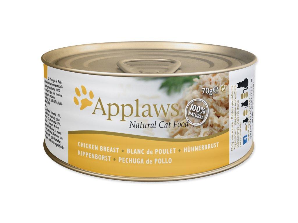 applaws cat breast chicken konzerva pre mačky dogee