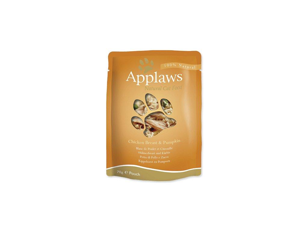 kapsička pre mačky applawschicken