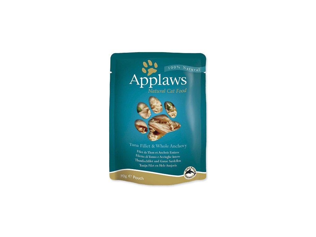 kapsička pre mačky applaws tuna