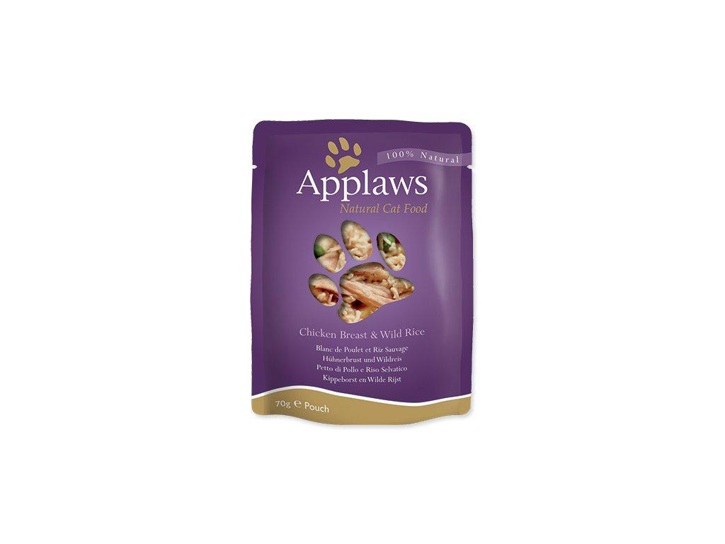 kapsička pre mačky applaws chicken