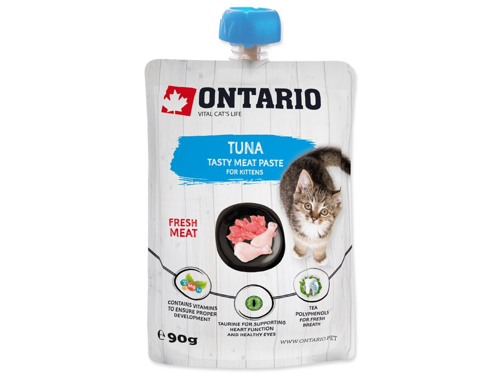 ontario pasta pre macitka tuna