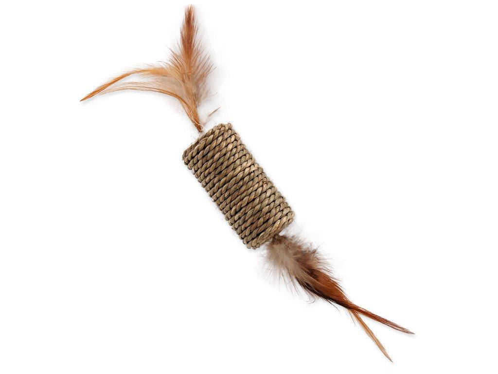 hračka pre mačky magic cat morská trava