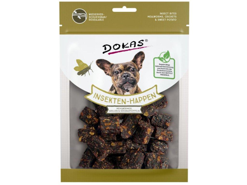 dokas pamlsky pre psov insekt sladke zemiaky