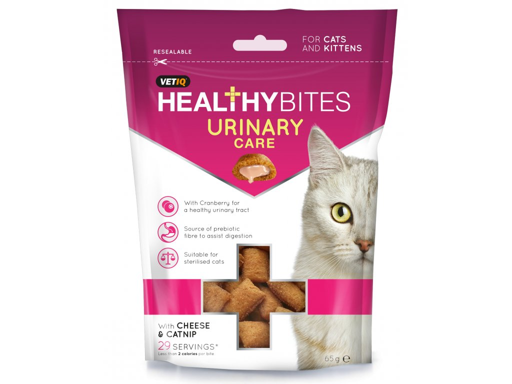 pamlsky pre mačky vetiq urine