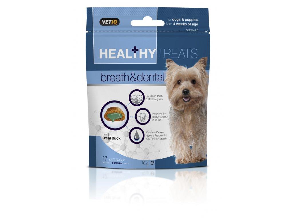 pamlsky pre psov vetiq dental