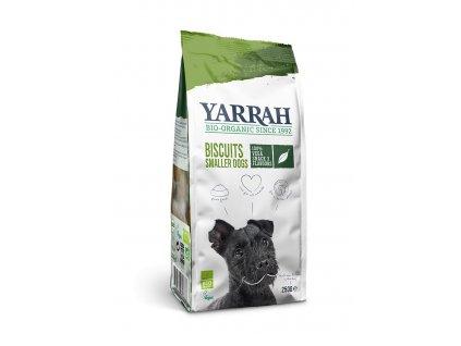 yarrah bio psy vegetarianske susenky multi 250 g dogee