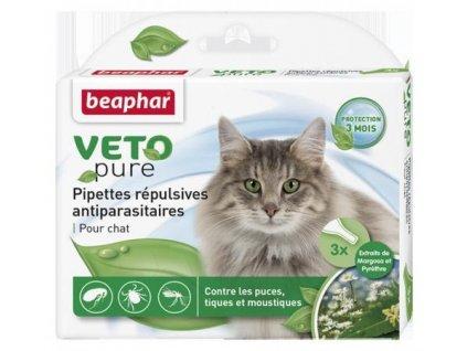 antiparazitika pre macky bio beaphar