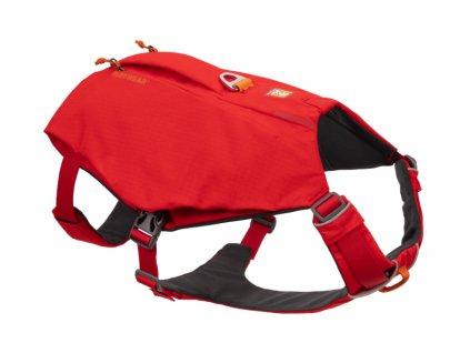postroj pro psy granite red sumak switchbak