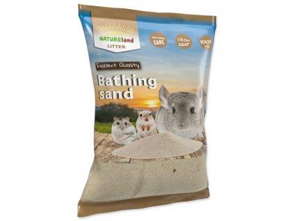 kúpací piesok pre činčily dogee 3,3kg