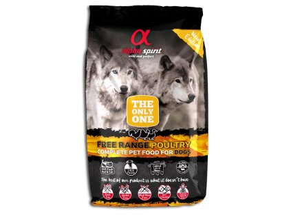 alpha spirit granuly pre psy only one Food poultry