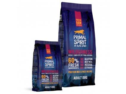 primal spirit granule pre psy wilderness