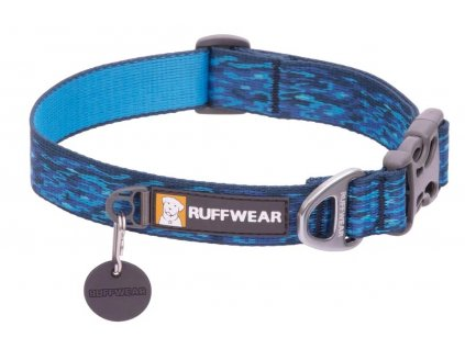 obojok pre psy ruffwear OCEANIC DISTORTION flat out