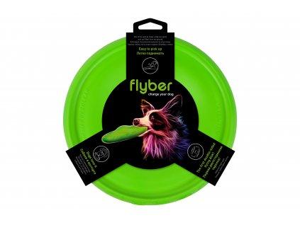Flyber obojstranny lietajuci disk