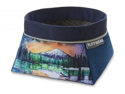 Artist Series Quencher Bowl Sparks Lake miska ruffwear