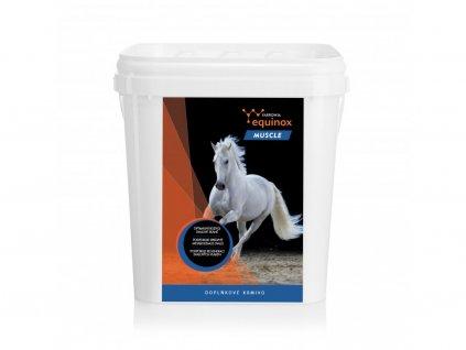 equinox muscle mineralne krmivo pre kone