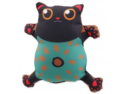 hračka pre mačky s catnipom zelene brusko