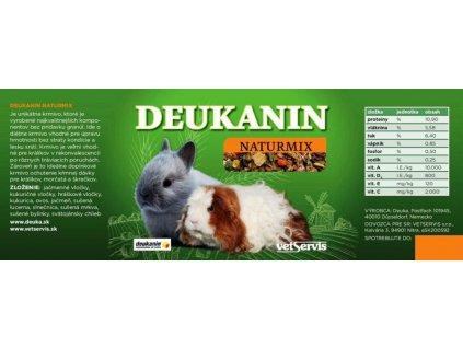deukanin krmivo pre hlodavce