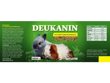 deukanin krmivo pre hlodavce fit krauter