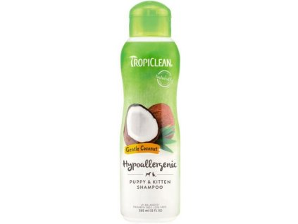 šampon pre maciatka tropiclean