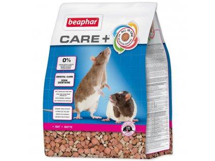 krmivo pre potkanov beaphar care 1,5kg