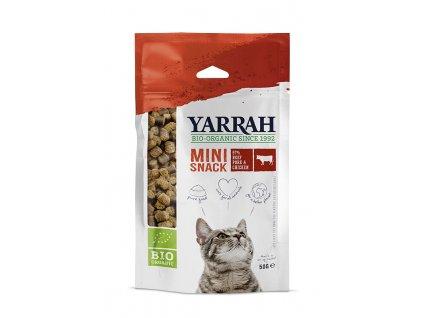 yarrah bio mini pamlsky pre mačky