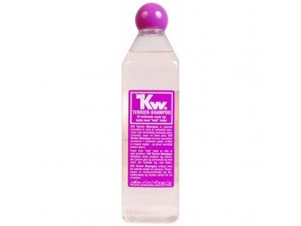 kw šampon pre terierov dogee