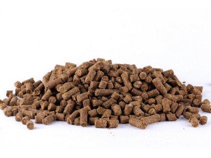 krmiva hulin granule za studena lisované