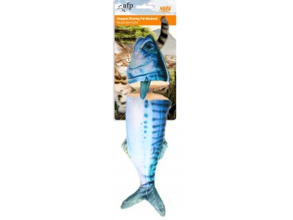 makrela hracka pre macky afp