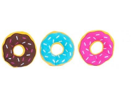 mini donuty hracka pre psy zippy paws 02