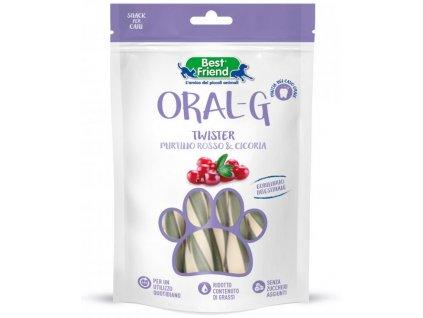 pamlsky pre psy oral g brusnice
