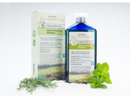 Arava Bylinný Ošetrujúci šampón 400 ml