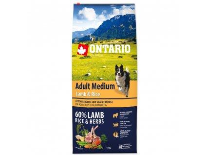 granule pre psov ontario adult medium lamb