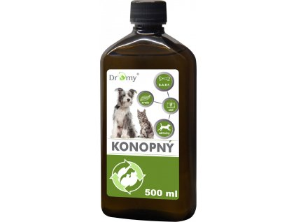 konopny olej pre psov dogee sk