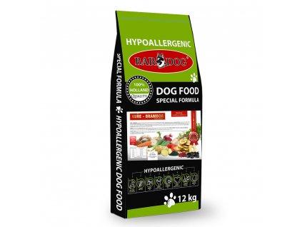 bardog krmivo pre psov kurča zemiank hypoalergenne