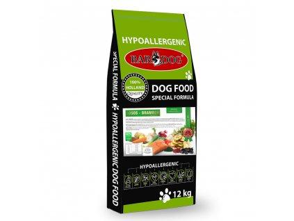 bardog krmivo pre psov losos zemiak hypoalergenne