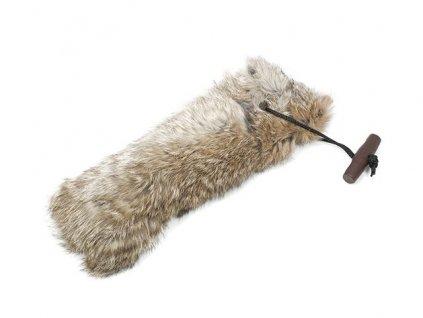mystique dummy rabbit fur s kozusinou je jednym z nasich najpredavanejsich aportov a je neodmyslitelnou sucastou zakladnej vybavy pre kazdy druh dummy (2)