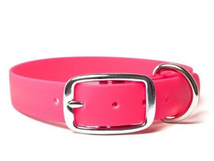 biothane obojok deluxe neon zeleny dogee sk