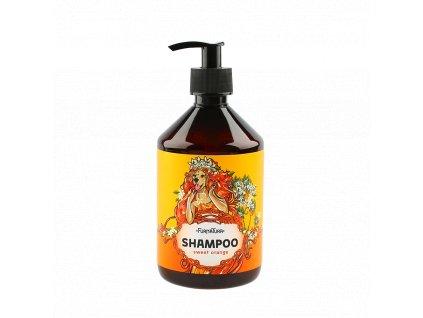 furnatura sampon sladky pomaranc dogee sk