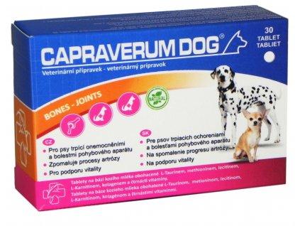 capraverum bones joints 30 tbl dogee.sk