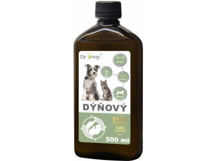 dynovy olej pre psov