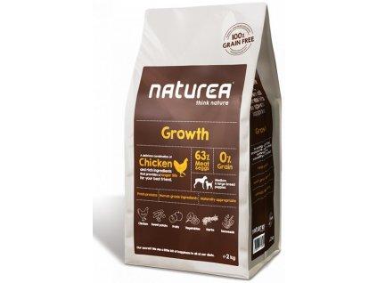 naturea growth 2kg dogee sk