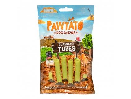 benevo pawtato tubes seaweed 90g dogee sk
