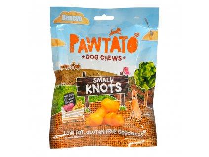 benevo pawtato knots small 150g dogee sk