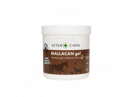 mallacan gel pre psov konopny gel 250ml