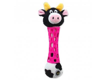 be fun kráva hračka pre psa a štěňatá