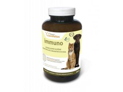 canifelox calm podpora imunity pre psov a mačky