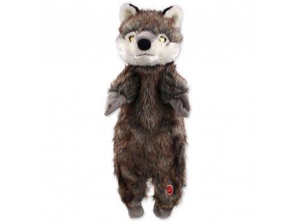 vlk hracka pre psov dogee 50cm