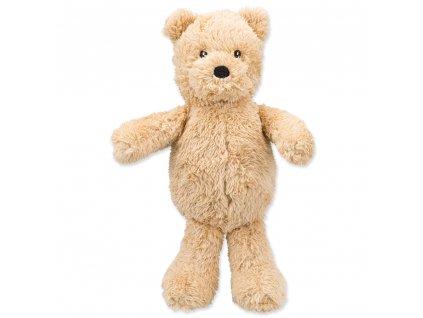 plysový medvedik hračka pre psikov