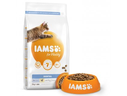 IAMS for Vitality Dental dogee sk