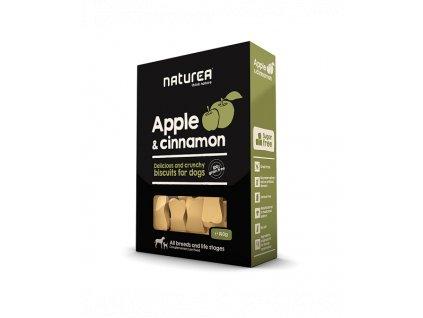 naturea keksiky jablko